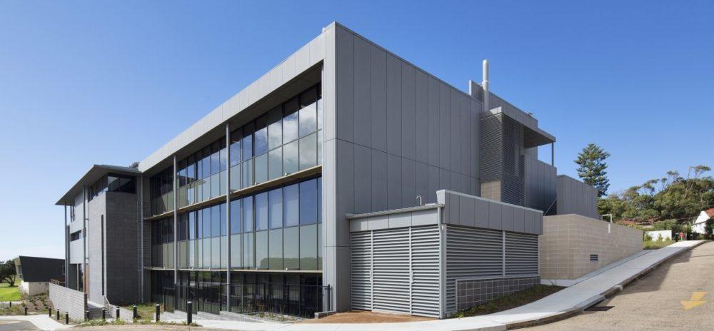 Mona Vale Community Health Centre Exterior Cladding
