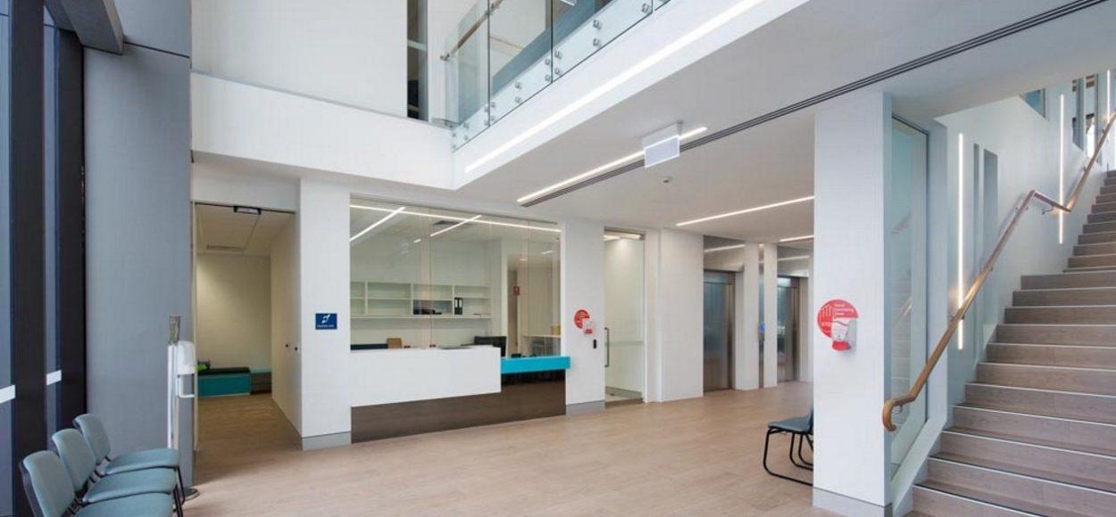 Mona Vale Community Health Centre Interior Design