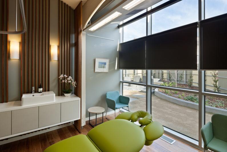 Olivia Newton John Cancer and Wellness Centre Interior Finishes