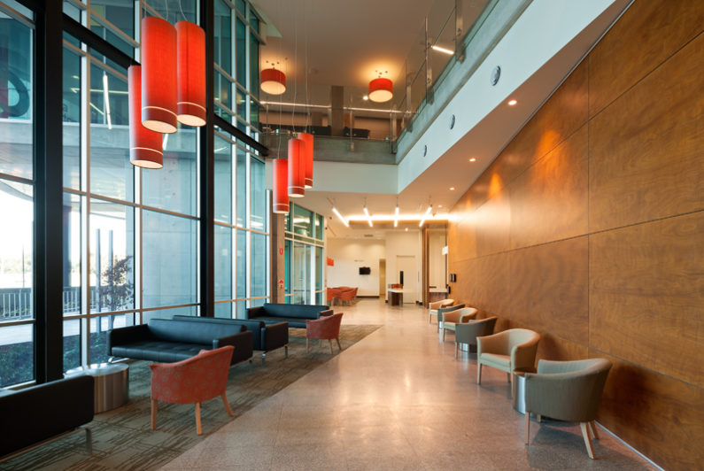 Olivia Newton John Cancer and Wellness Centre Interior Design
