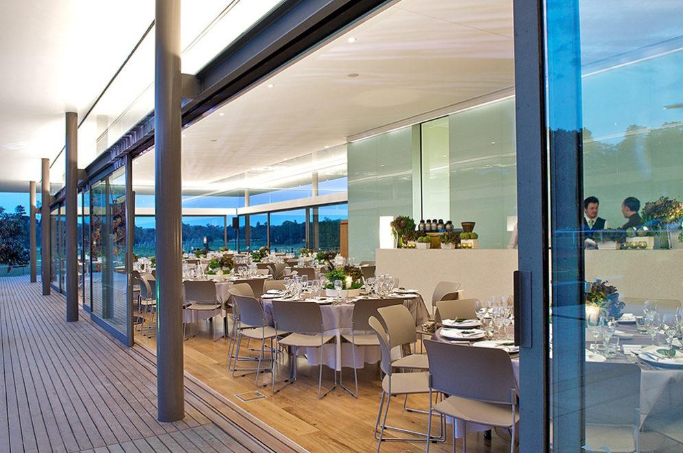 Centennial Park Dining Restaurant Architecture Interior Design