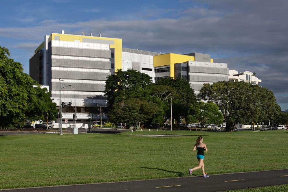 Cairns Hospital Exterior