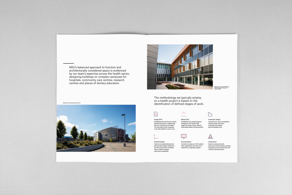 Designing For Health, Research and Education Architectural Publication